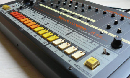 808 Day: Major News From Roland, and a Vintage TR 808 Video To Celebrate