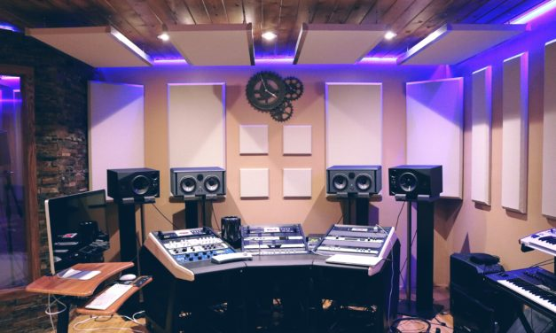 How To Soundproof Your Home Studio: Part 1