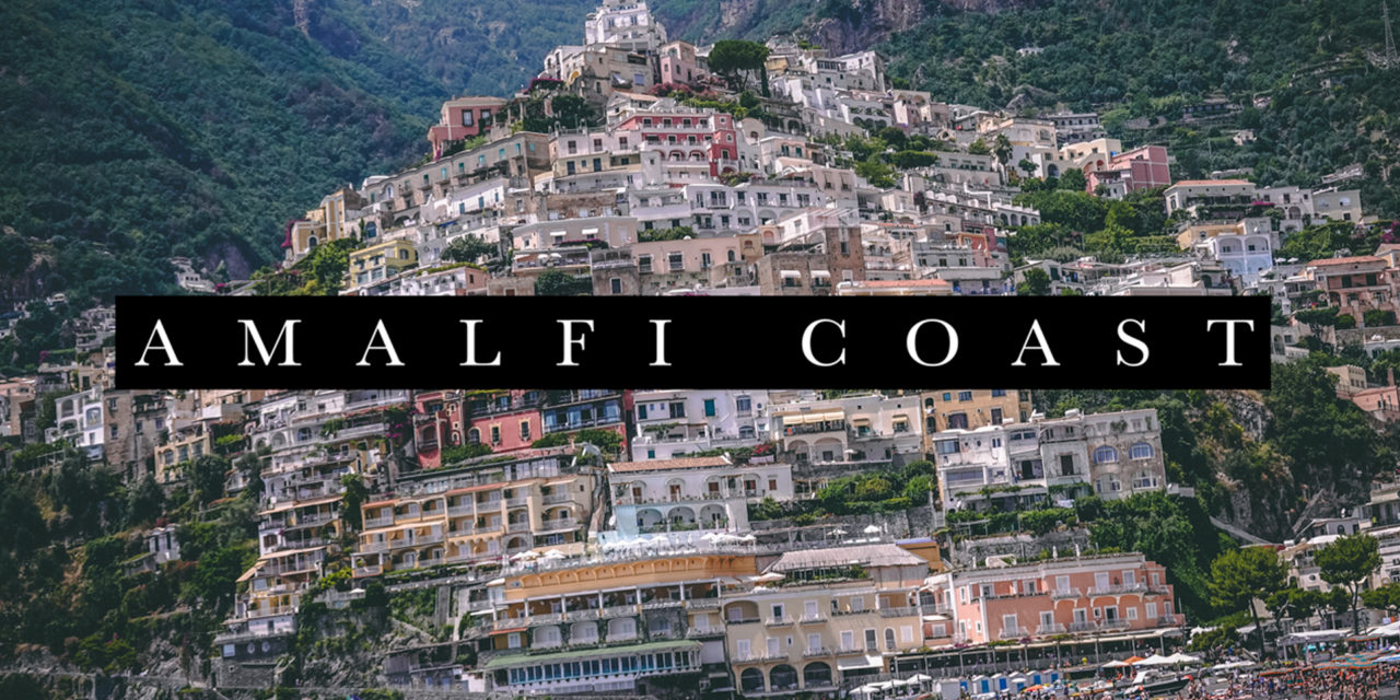 Amalfi Coast Italy: A Sony RX100 VI Cinematic Travel Video
